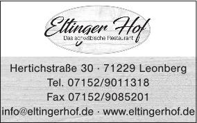 Eltinger Hof