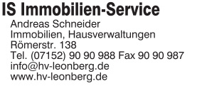 IS Immobilien-Service